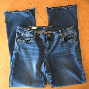 Kut from the Kloth Jeans - Kut from the Kloth Karen baby bootcut jeans 14